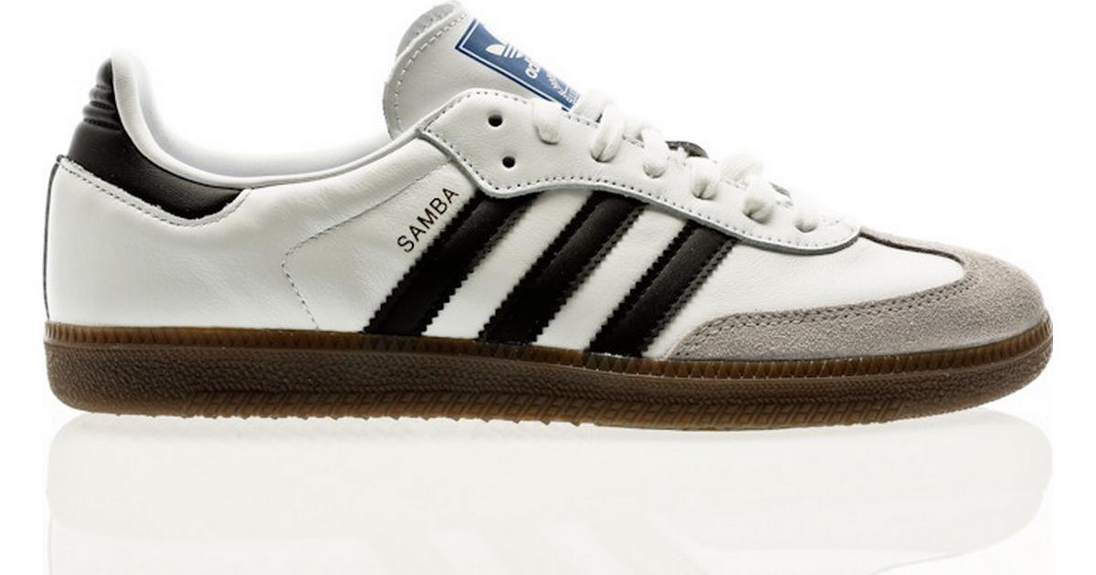 Adidas Samba OG Cloud WhiteCore BlackClear Granite