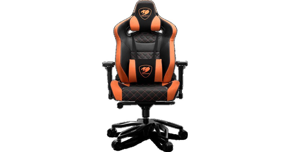 Cougar Armor Titan Pro Gaming Chair BlackOrange Hitta bästa pris, recensioner och produktinformation på PriceRunner Sverige