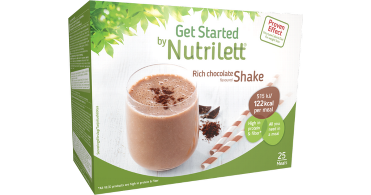 nutrilett shake chocolate