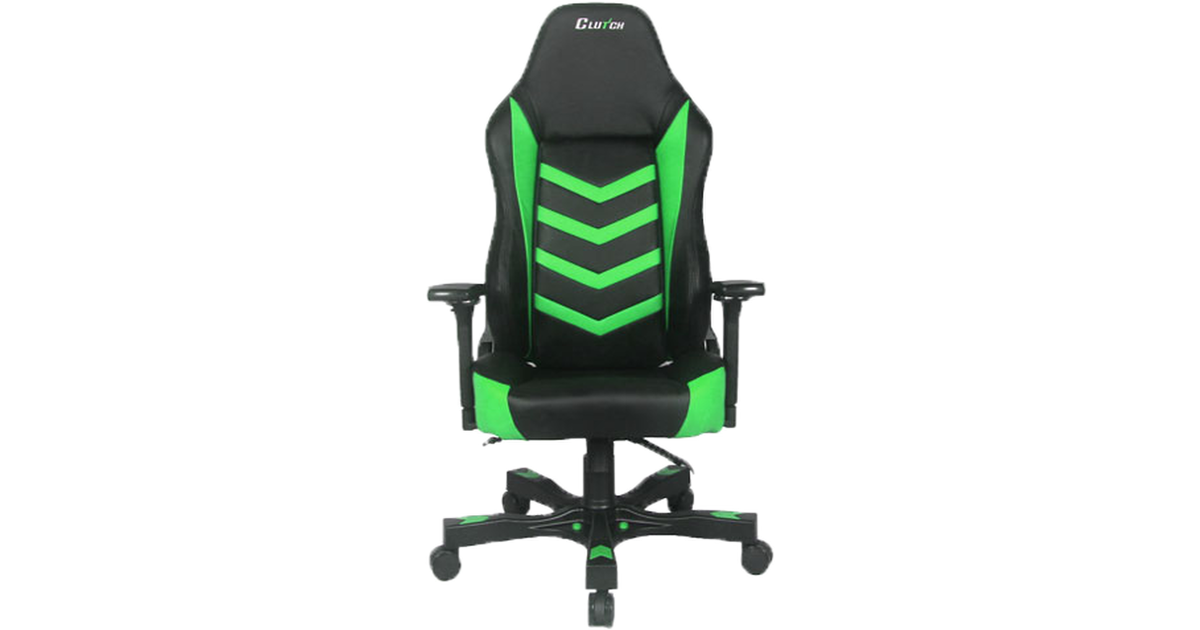 Clutch Chairz Shift Series Charlie Gaming Chair BlackGreen