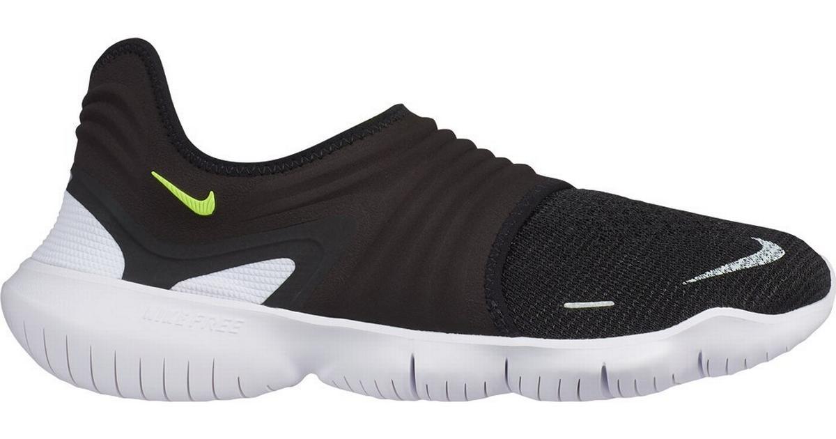 Nike Free RN Flyknit 3.0 M BlackWhiteVolt