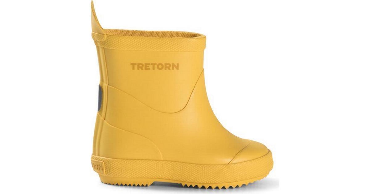 Tretorn Wings Kids Yellow • Se pris (9 butiker) hos