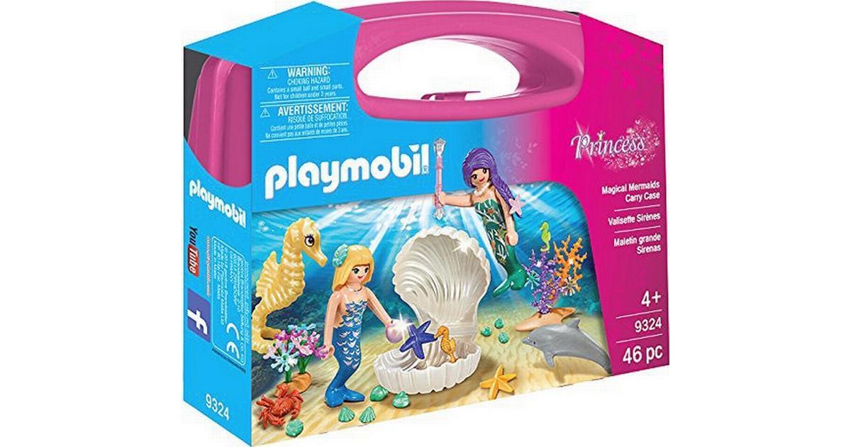 h3113 princesses-wand magician neon red 4338 4989 Playmobil