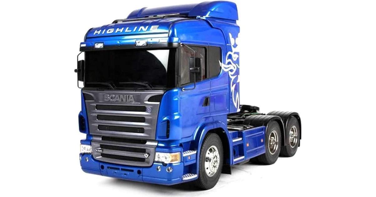 56327mfc roulement à billes mfc-03 Tamiya scania r620 6x4 Highline Blue complet