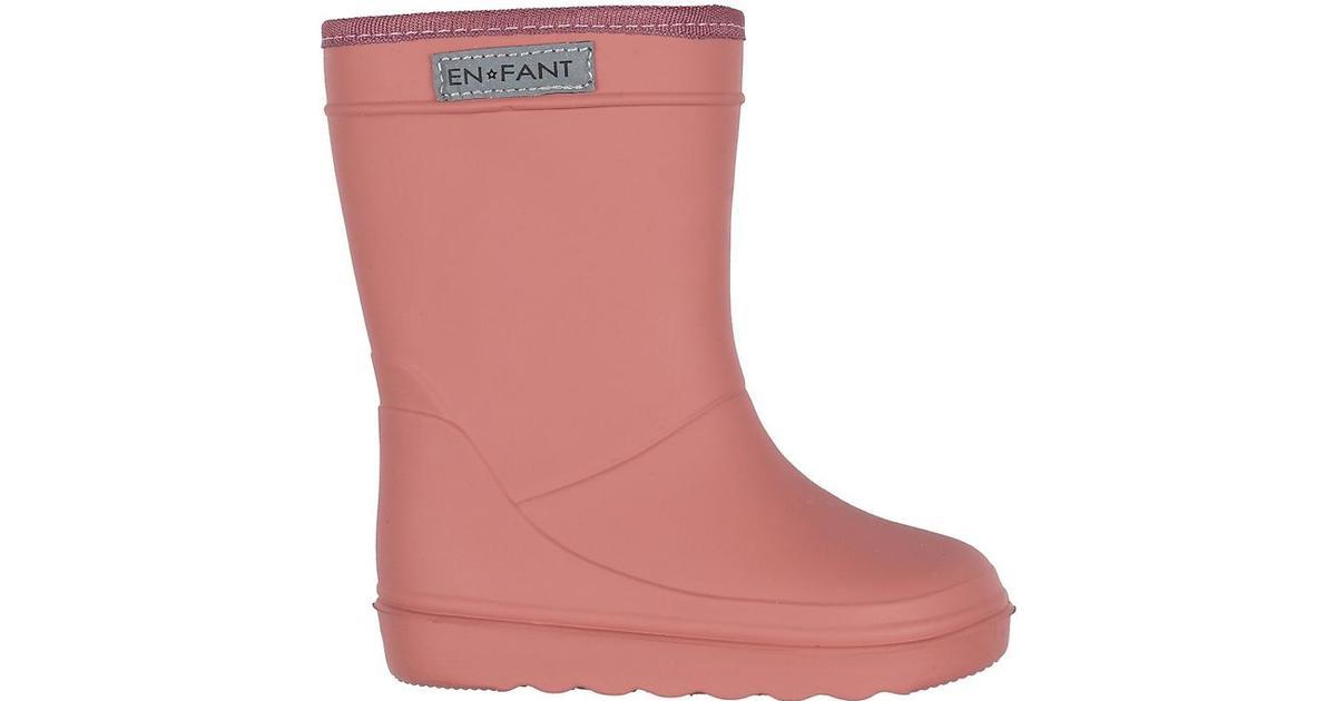 En Fant Triton Rain Boots Old Rose
