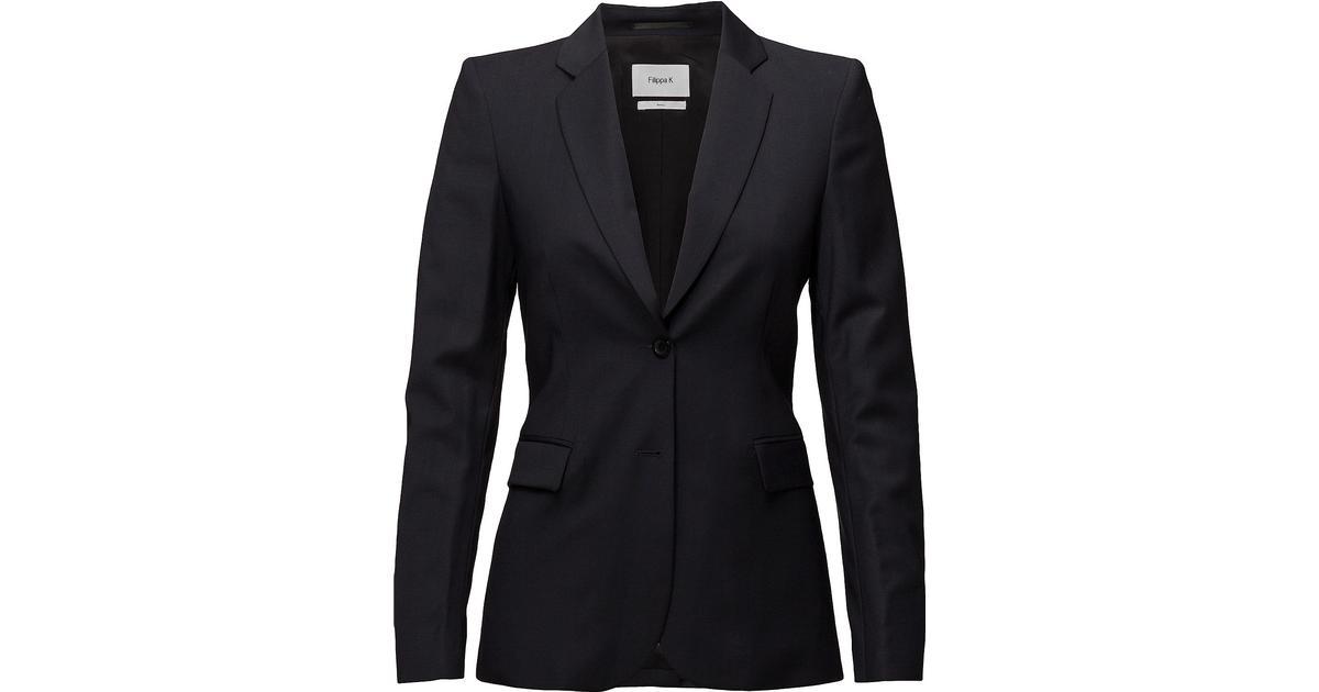Filippa K Eve Cool Wool Jacket DK Navy Hitta bästa pris, recensioner och produktinformation på PriceRunner Sverige