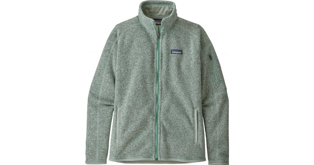 Patagonia W's Better Sweater Fleece Jacket Gypsum Green Hitta bästa pris, recensioner och produktinformation på PriceRunner Sverige