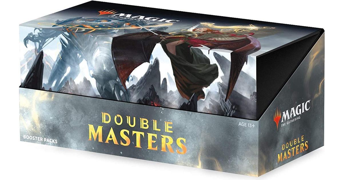 Double Masters Booster Box Break