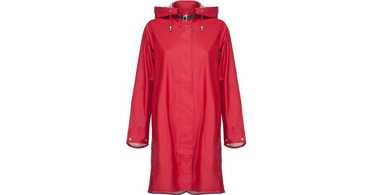 Ilse Jacobsen Raincoat Red