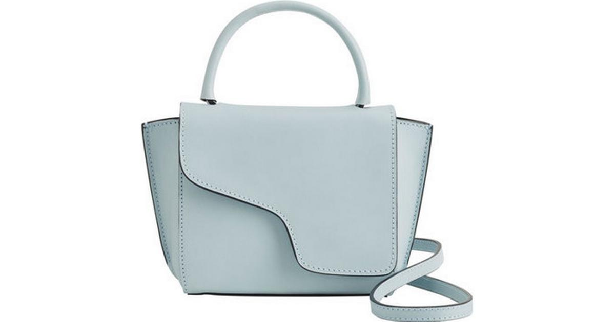 ATP Atelier Montalcino Mini Handbag Light Blue