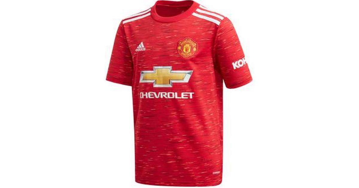 Adidas Manchester United Home Jersey 2021 Youth