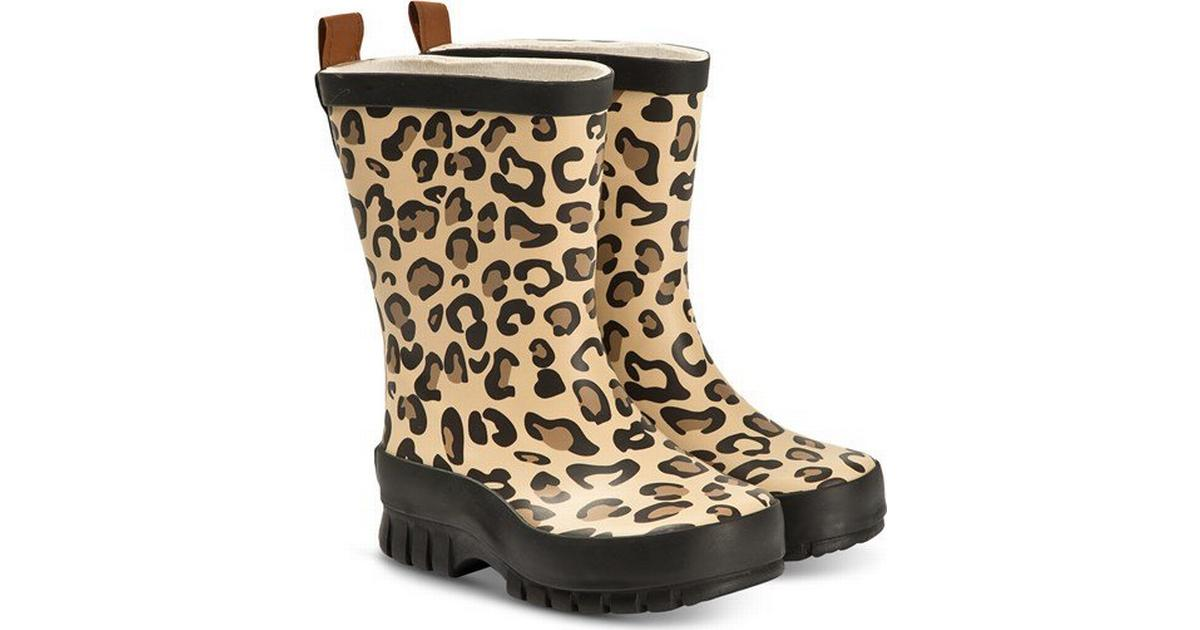 Kuling Caracas Rubber Boots Leopard • Se priser (2 butiker) »