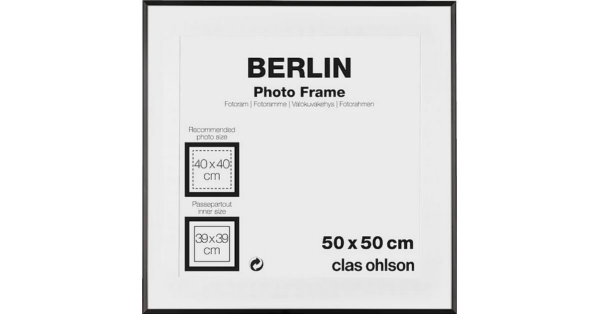 Clas Ohlson Berlin 50x50cm Ram • Se pris (1 butiker) hos