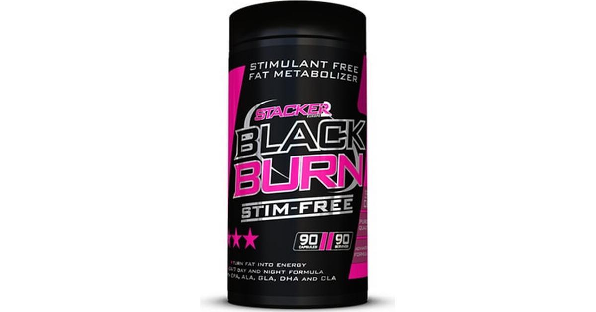 black burn fettförbränning
