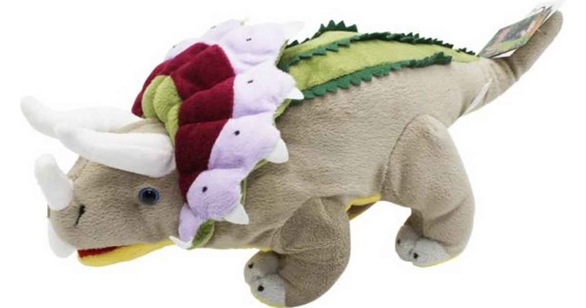 Decorative Soft Foot Rest with Removable Cover Living Room and Bedroom Cartoon Style Colorful Dinosaurs T-Rex Triceratops Prehistoric Reptile Wildlife Multicolor Ambesonne Dino Ottoman Pouf