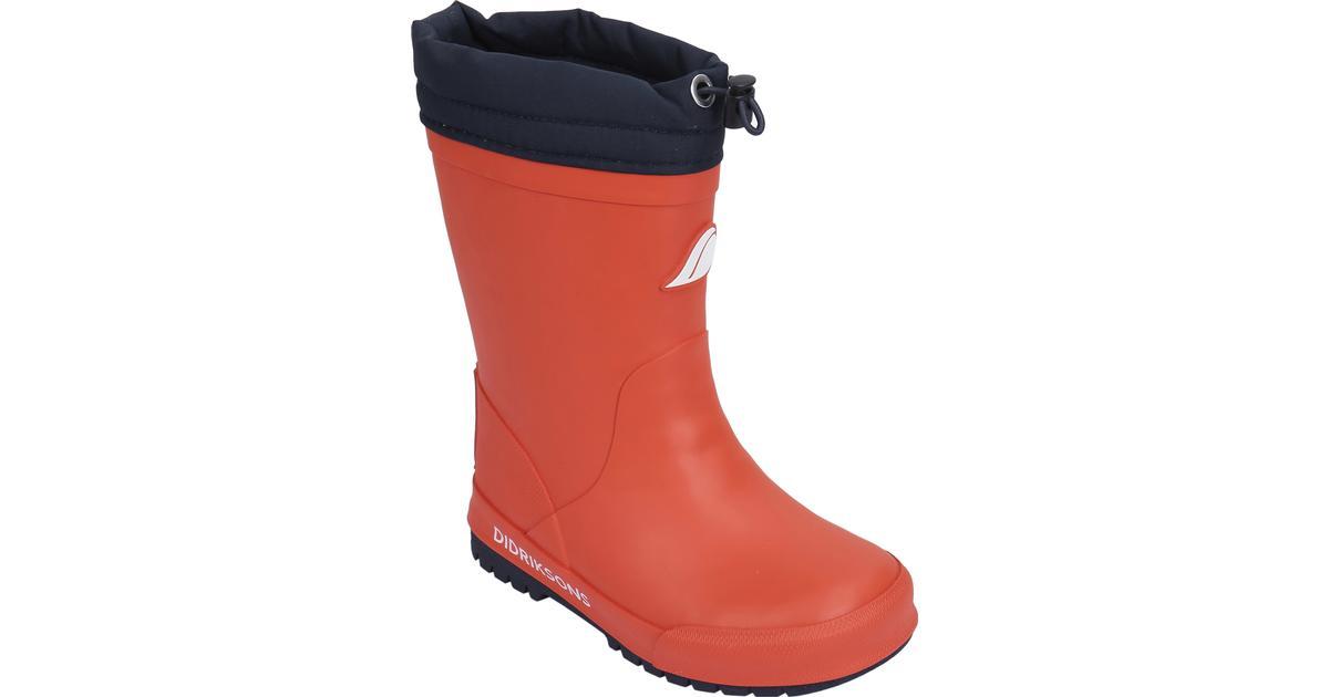 Slush Kids W Boot 3 (Poppy Red) (499 kr) Didriksons