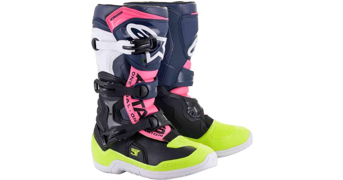 Alpinestars Tech 3S Boots Barn • Se pris (14 butiker) hos