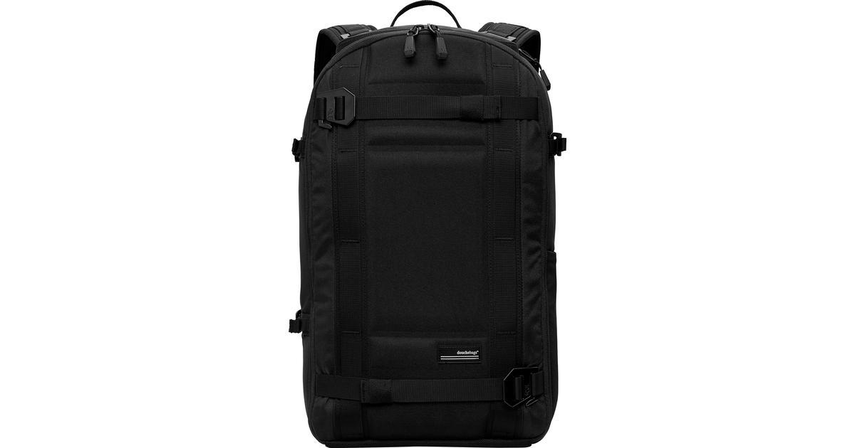 Douchebags The Backpack Desert Khaki Leather • Se priser