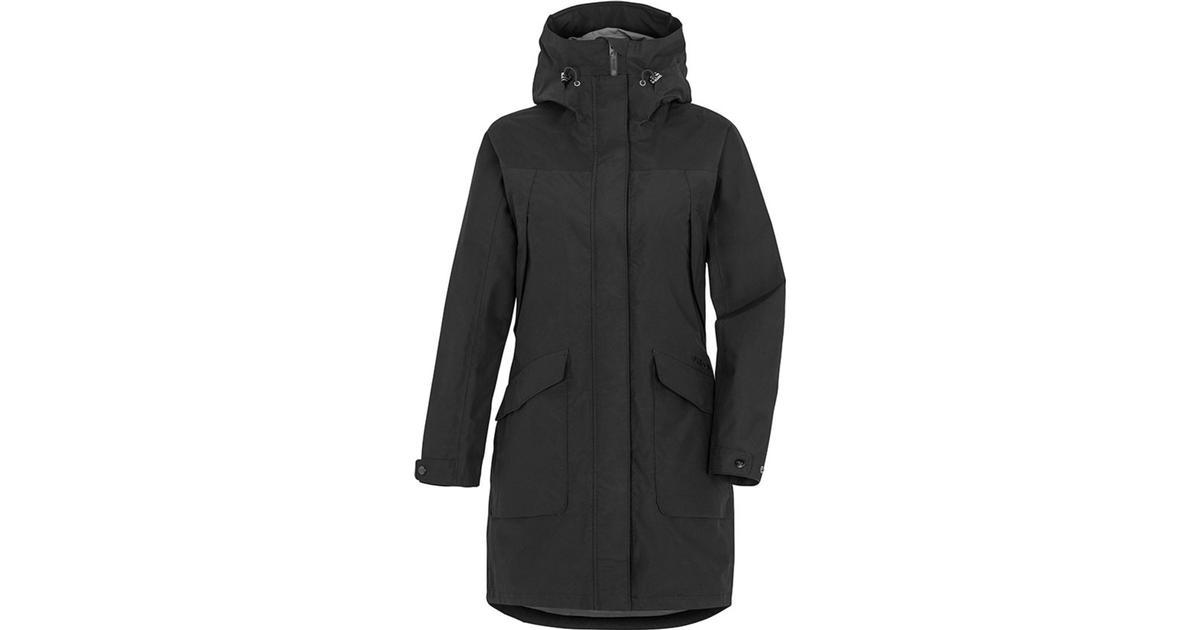 Didriksons Agnes Women's Coat Black