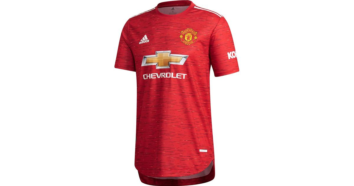Adidas Manchester United Authentic Home Jersey 2021 Sr