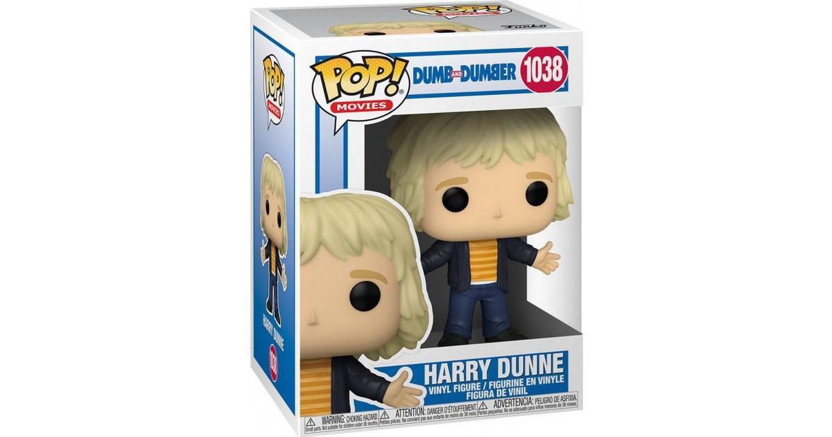 Dumb /& Dumber-Casual Harry Collectible Toy Multicolour Funko 51961 POP Movies