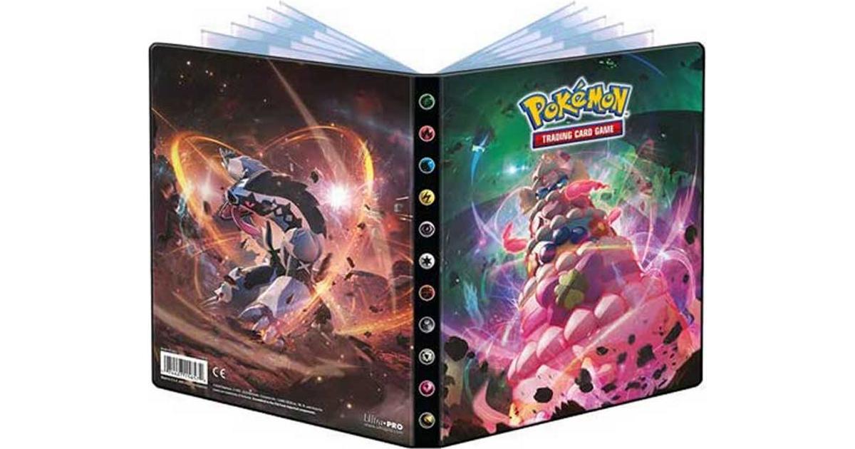 docsmagic.de Pro-Player 4-Pocket Album Purple MTG YGO 160 Card Binder PKM /Álbum para Tarjetas p/úrpura