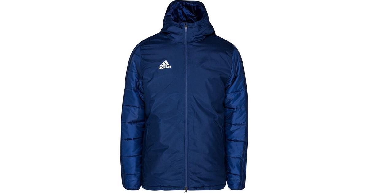 Adidas Condivo 18 Winter Jacket Dark BlueWhite (CV8271)