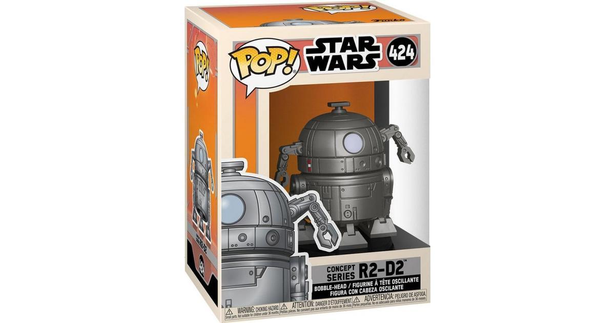 Mini Pip Up Display Of R2 D2 Star Wars Funko