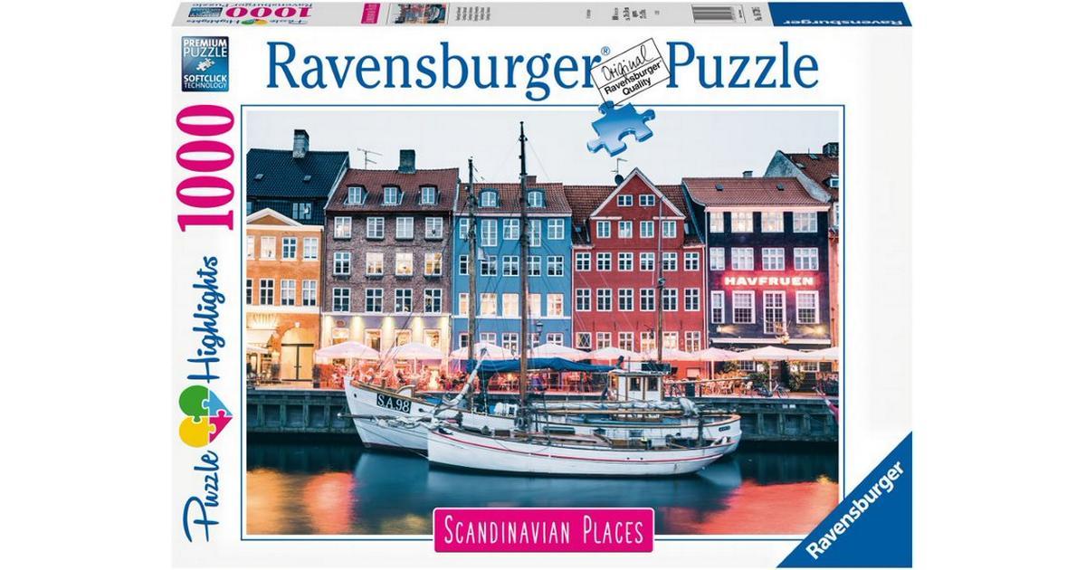 Puzzle Nord Amérique baleines et dauphins 100 teilexxl RAVENSBURGER Neuf 109715