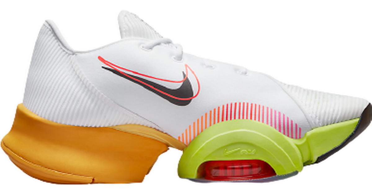 Nike Air Zoom SuperRep 2 X W - White/Pollen/Volt/Black