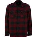 Dickies Lansdale Shirt Red • Se pris (3 butiker) hos