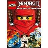 Ninjago dvd Filmer Lego Ninjago - Masters Of Spinjitzu [DVD]