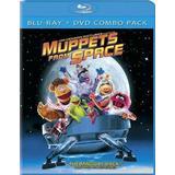 Mupparna i rymden Filmer Mupparna: I rymden (Blu-Ray 2012)