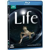 David Attenborough: Life (Blu-ray) (4-disc)