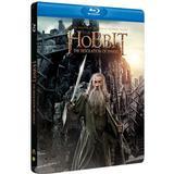 Hobbit smaugs ödemark Filmer Hobbit 2 - Smaugs ödemark: Steelbook (Blu-Ray 2013)