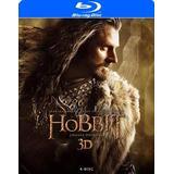 Hobbit smaugs ödemark Filmer Hobbit 2 - Smaugs ödemark (3D Blu-Ray 2013)