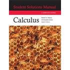 Calculus:complete course student solutions manual (Pocket, 2013)