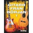 Gitarr från början 1 inkl CD (Häftad, 2014)