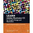 Learn Adobe Illustrator CC for Graphic Design and Illustration (Pocket, 2016)