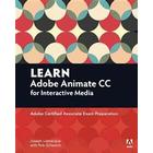 Learn Adobe Animate CC for Interactive Media (Pocket, 2016)