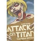 Attack on Titan: Colossal Edition 2 (Häftad, 2015)