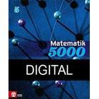 Matematik 5000 Kurs 5 Blå Lärobok, 2:a uppl Digital (12 mån) (Övrigt format, 2014)