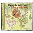 Klassiska barnvisor och Tre små grisar (Övrigt format, 2014)