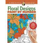 Floral Designs Paint by Number (Pocket, 2016)