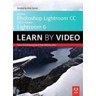 Adobe Photoshop Lightroom Cc 2015 Lightroom 6 Learn by Video (Pocket, 2015)
