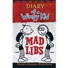 Diary of a Wimpy Kid Mad Libs (Häftad, 2015)
