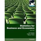 Statistics for business and economics: global edition (Pocket, 2012)