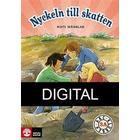 ABC-klubben åk 3 Nyckeln till skatten, Läsebok A Digital (Övrigt format, 2014)