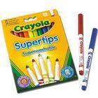 Crayola Super Tips Color Pens 12-pack