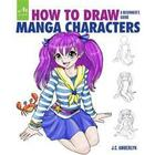 How to Draw Manga Characters (Pocket, 2016)